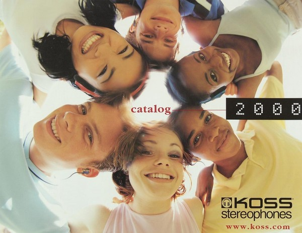 Koss Gesamtkatalog 2000 Prospekt / Katalog