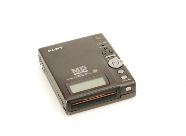 Sony MZ-2P MD-Player