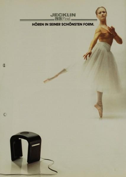 Jecklin Float / Transdyn Prospekt / Katalog