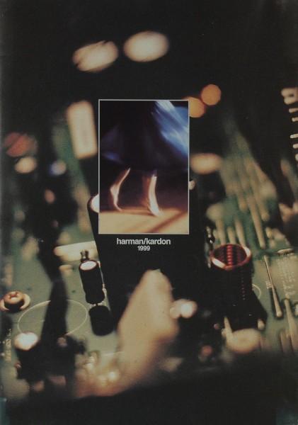 Harman / Kardon 1999 Prospekt / Katalog