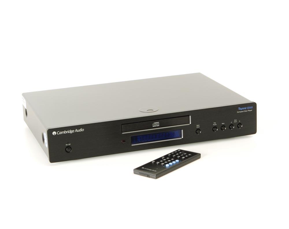 cambridge topaz cd 10 cd player cd ger te ger te gebrauchte hifiger te kaufen. Black Bedroom Furniture Sets. Home Design Ideas