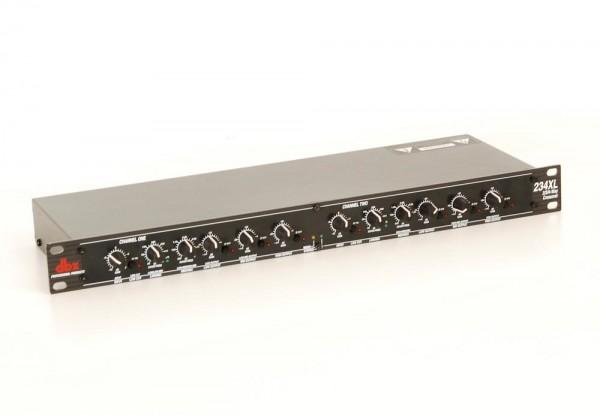 DBX 234 XL aktive Frequenzweiche