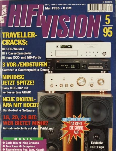 Hifi Vision 5/1995 Zeitschrift