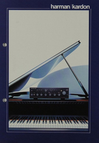 Harman / Kardon Harman / Kardon Prospekt / Katalog