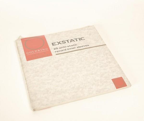 Goldring Exstatic LP-Innenhüllen 25er Pack