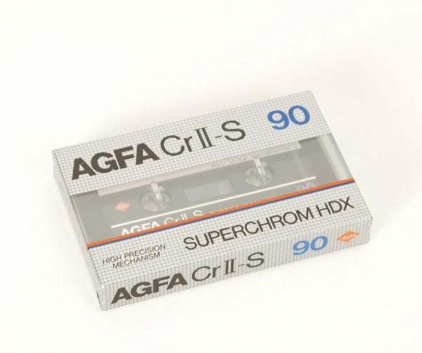 Agfa CRII-S 90 NEU!