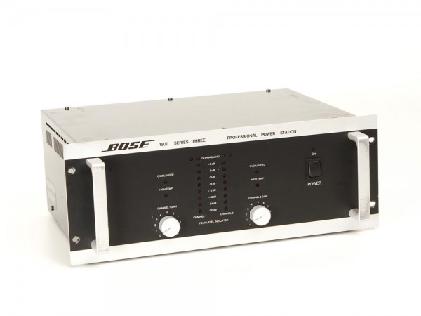 Bose 1800 Series Three III | Endverstärker | Verstärker | Geräte ...