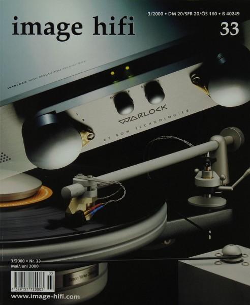 Image Hifi 3/2000 Zeitschrift