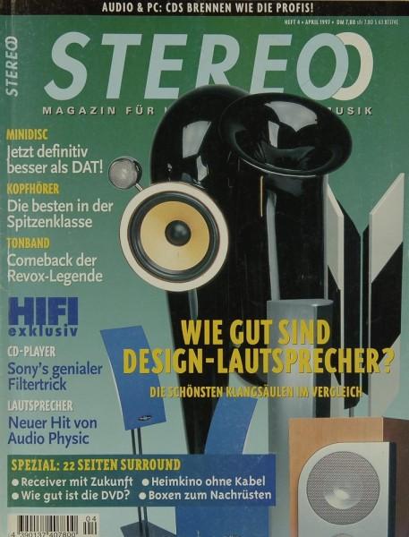 Stereo 4/1994 Zeitschrift