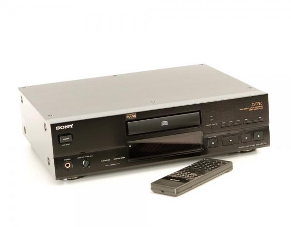 Sony CDP-X 707 ES