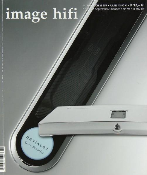 Image Hifi 5/2010 Zeitschrift