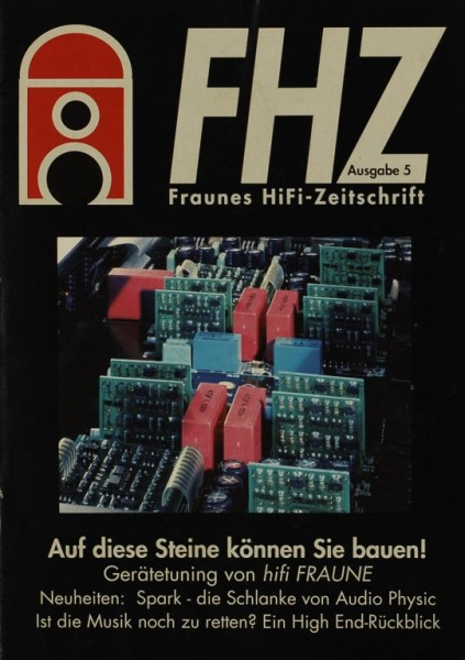 FHZ Ausgabe 5 Zeitschrift