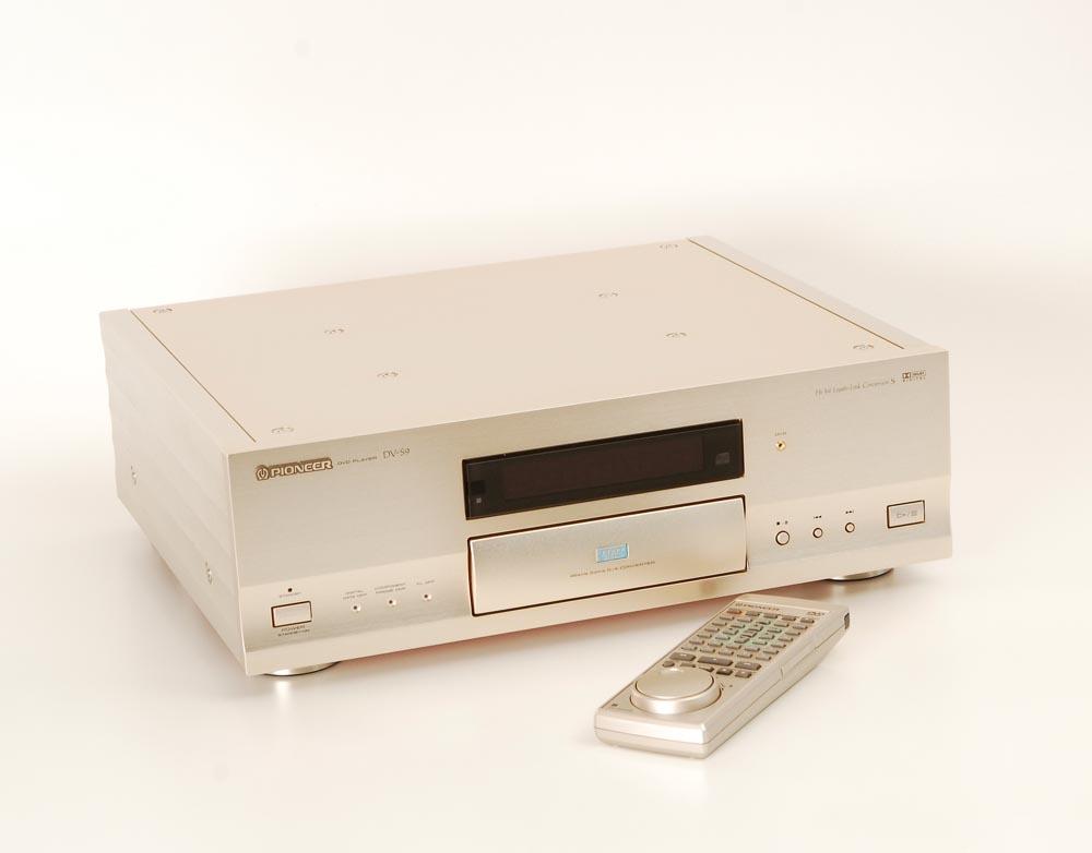pioneer dv s9 dvd player dvd ger te ger te. Black Bedroom Furniture Sets. Home Design Ideas