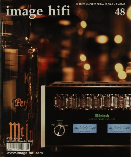 Image Hifi 6/2002 Zeitschrift