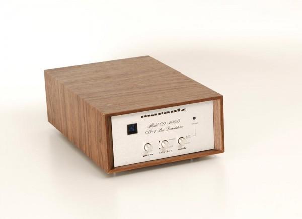 Marantz CD-400 B Quadro Decoder