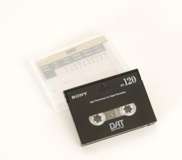 Sony DT-120 DAT-Kassette