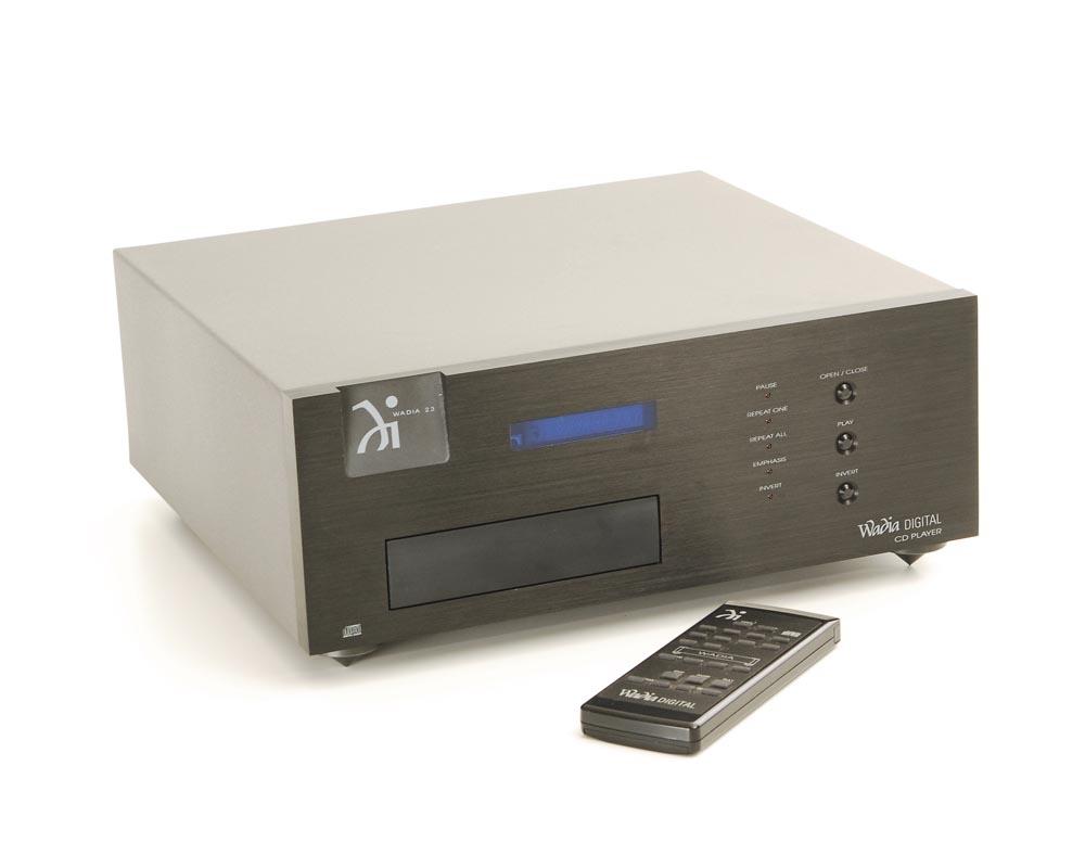 wadia 23 cd player cd ger te ger te gebrauchte. Black Bedroom Furniture Sets. Home Design Ideas