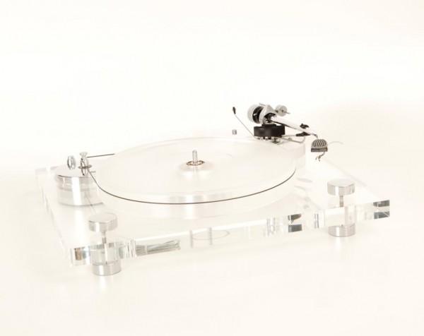 Transrotor Super Seven mit SME 3009/II
