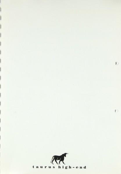 Jeff Rowland Model 1 / 5 Bedienungsanleitung
