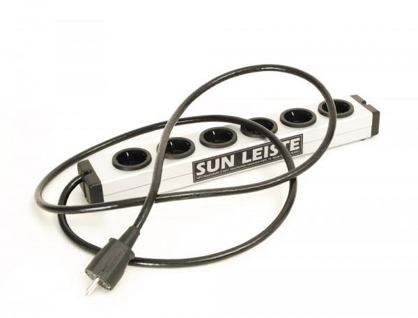 Sun Audio Sunleiste Netzleiste 6-fach