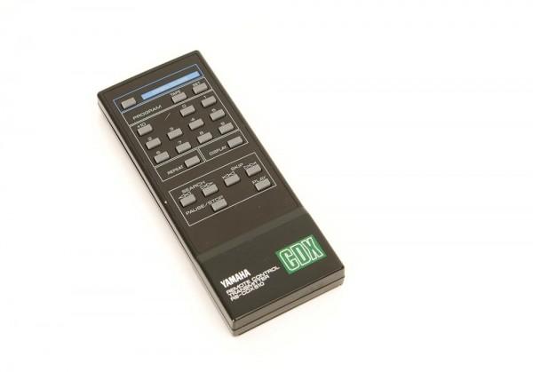 Yamaha RS-CDX510 Fernbedienung