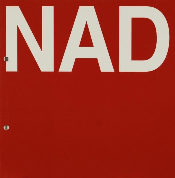 NAD Produktübersicht 2008 / 2009 Prospekt / Katalog