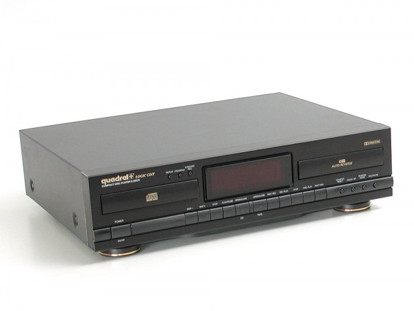 Quadral Logic CD/T CD-Player mit Tape