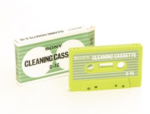 Sony C-1C Reinigungskassette
