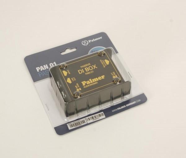Palmer Audionomix PAN 01 passive DI Box