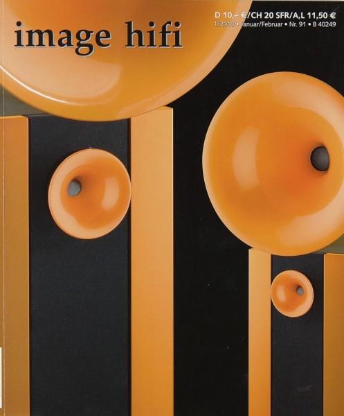 Image Hifi 1/2010 Zeitschrift