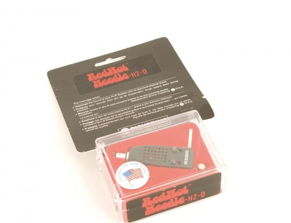 Pickering Red Hot Needle H2 D