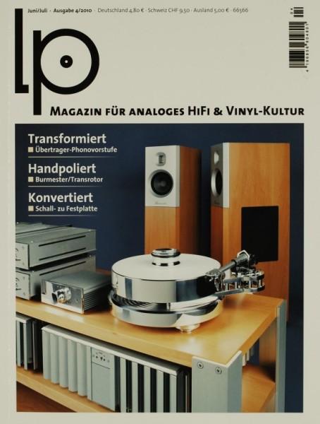 LP 4/2010 Zeitschrift