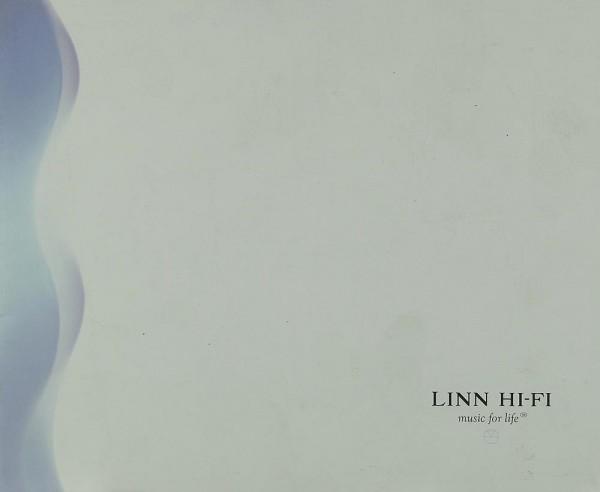 Linn Linn Hifi - Music for Life Prospekt / Katalog