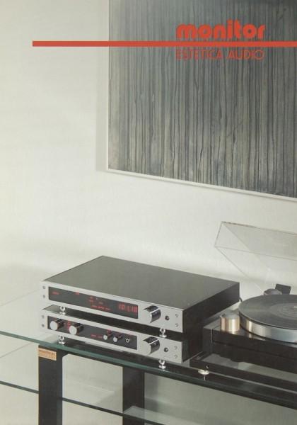Monitor Linear / Profil / Vario Prospekt / Katalog