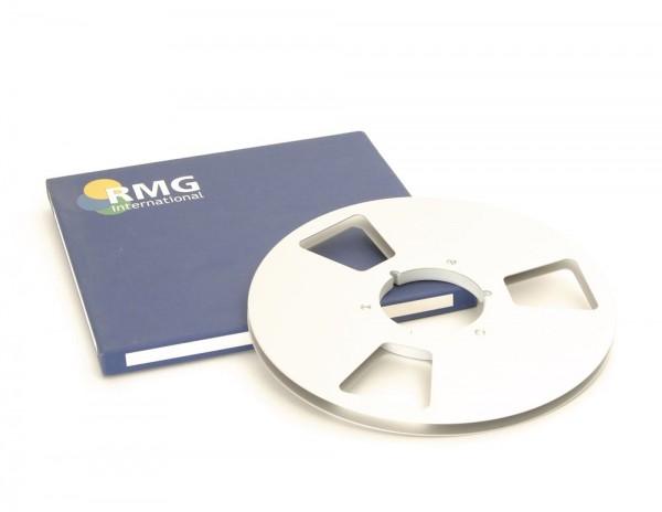 RMG 27er Leerspule Metall silbern