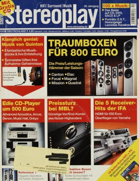 Stereoplay 10/2006 Zeitschrift