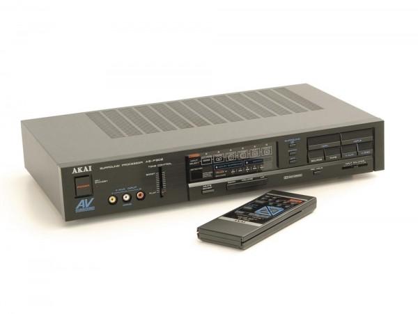 Akai AS-P 302 Surroundprozessor/-Verstärker