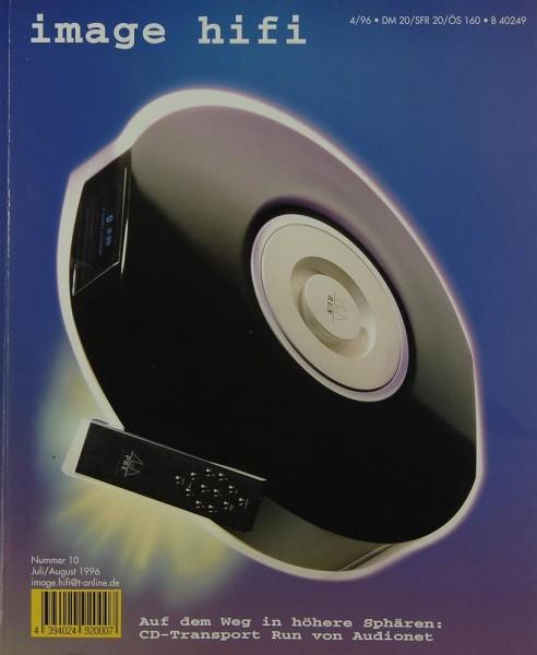 Image Hifi 4/1996 Zeitschrift