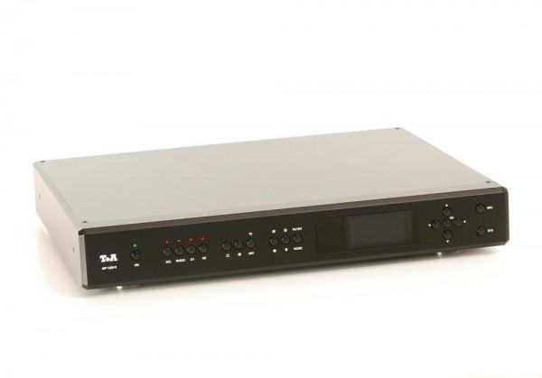 T+A MP-1250 R Netzwerk Player DA-Wandler mit update