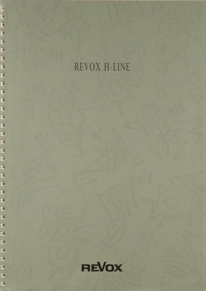 Revox H-Line Bedienungsanleitung