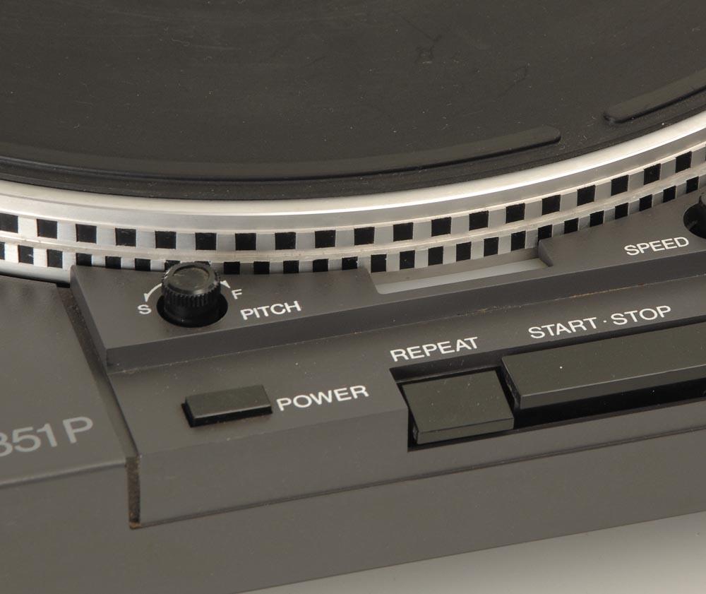 Wega JPS-351 P | Plattenspieler | Plattenspieler + X