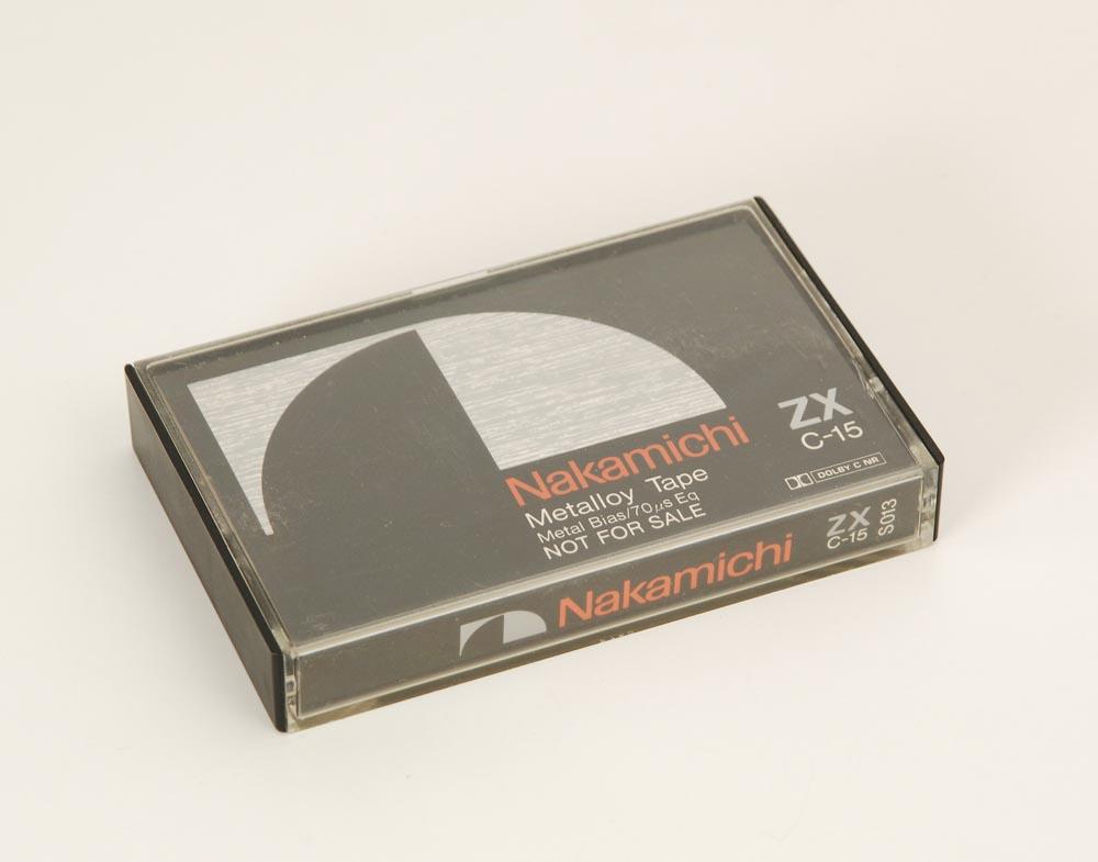 Compaktkassetten | Bandmaterial | Aufnahmegeräte | Geräte ...