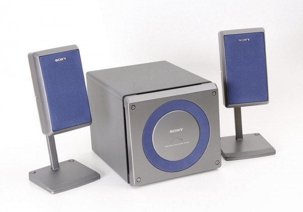 Sony SS-S33 D + SS-W33 D