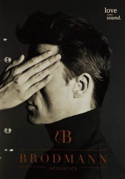 Brodmann Acoustics Love at first Sound Prospekt / Katalog