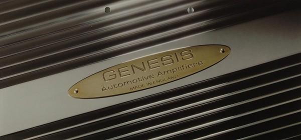 Genesis Automotive Amplifiers Prospekt / Katalog