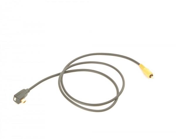 Sony RK-DA10 Digitalkabel und Mikrofonkabel