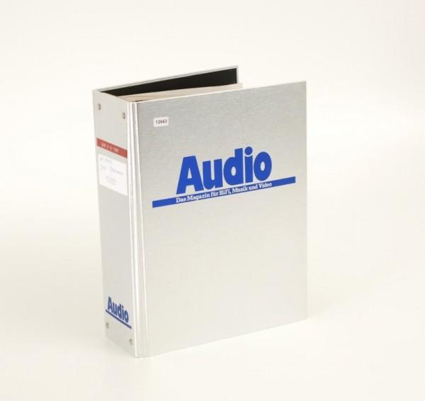 Audio 7-12/1989 Zeitschrift