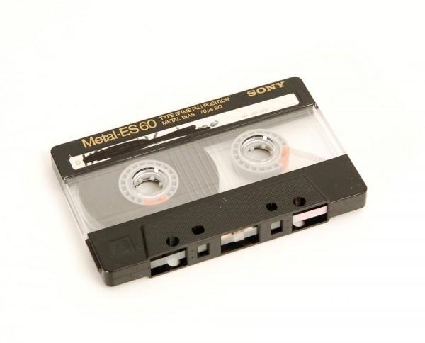 Sony Metal-ES 60