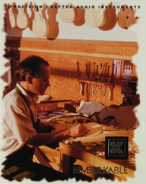 Kimber Kable Verschiedene Prospekt / Katalog