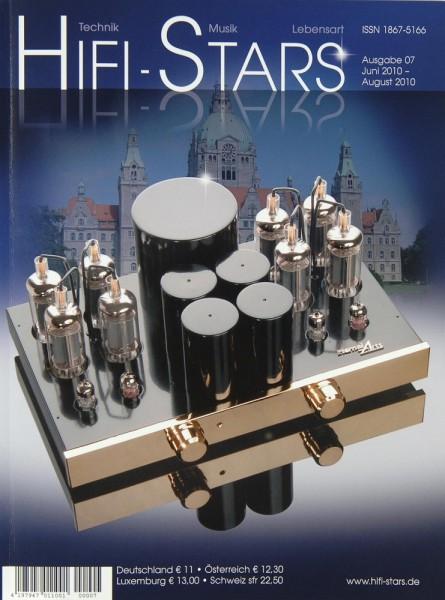 Hifi-Stars Ausgabe 07 Zeitschrift